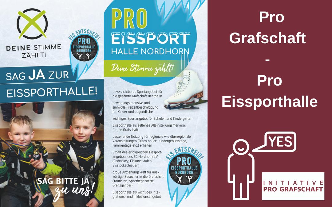 Pro Grafschaft – Pro Eissporthalle