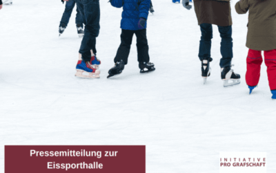 Pressemitteilung zur Eissporthalle