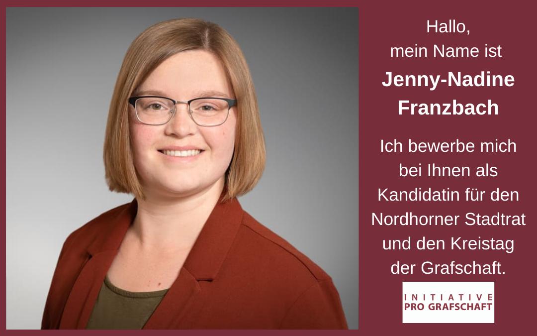 Jenny-Nadine Franzbach