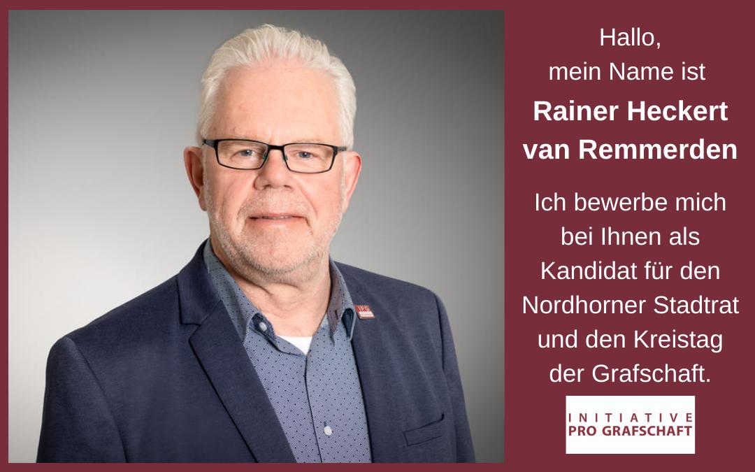 Rainer Heckert van Remmerden