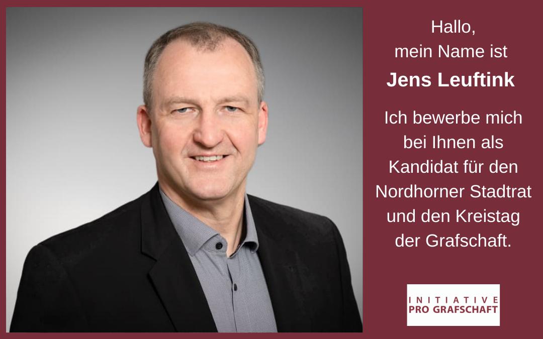 Jens Leuftink